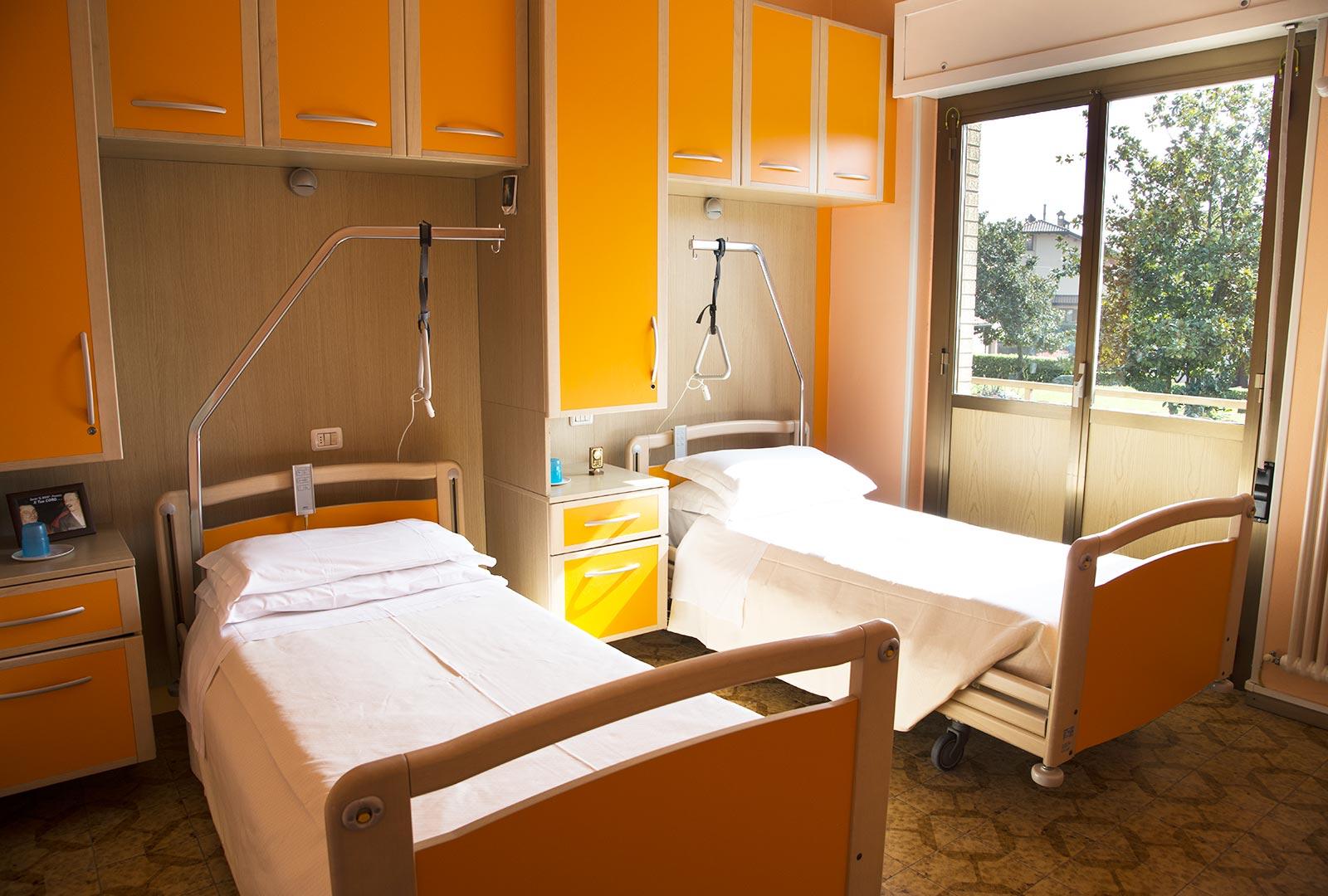 residenza sanitaria assistenziale istituto san. Black Bedroom Furniture Sets. Home Design Ideas