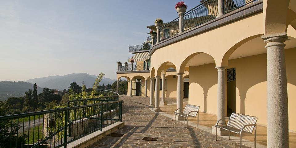 Villa D Adda Casa Di Riposo